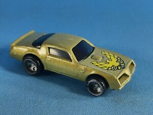 Hot Wheels 1977 Pontiac Firebird Trans AM Micro Car Mini Formula Racers