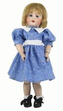 Calico School Dress for Bleuette Doll