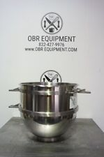 New Hobart Legacy 80 Qt Stainless Steel Mixer Bowl Model Hl80mn 1815