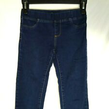 Tractor Girls Kids Jeans Stretch Skinny Pants Size 10 Light NO zipper NO pocket