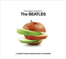 VARIOUS ARTISTS - MANY FACES OF THE BEATLES USED - VERY GOOD CD