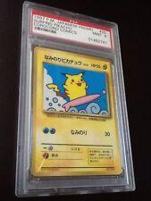 1997 Pokemon Japanese Promo *SURFING PIKACHU* CoroCoro #25 PSA MINT 9