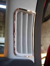 D VW T5 Chrom Rahmen für die Lüftung A-Säule - Edelstahl poliert