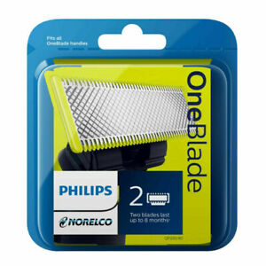 Philips OneBlade Replacement Blade - 2 Pieces