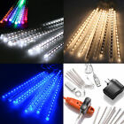 AU Meteor Shower Falling Star/Rain Drop/Icicle Snow LED Xmas Tree String Lights