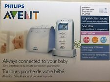 Philips AVENT Baby monitor / Ecoute bebe SCD 525