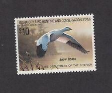 RW55 - Federal Duck Stamp.  Single. MNH. OG.