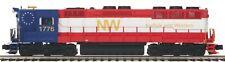 20-20292-2 N&W SD45 High Hood Diesel Engine w/Proto-Sound 3.0 (Scale Wheels)