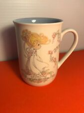 "Vintage Precious Moments Personalized Mug ""Grandma� 1993 - Gift Worthy!"