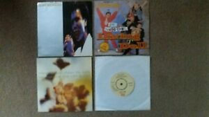 """Cliff Richard - 4 x 7"""" Singles - I Just Don't Have The Heart + 3 others"""