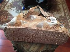CLEVER CARRIAGE  LEATHER  HANDBAG NEW WITH TAGS