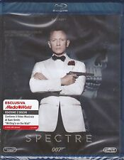 Blu-ray **JAMES BOND 007 ♦ SPECTRE** con Daniel Craig nuovo 2015