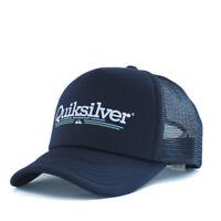 Quiksilver Boardriding Trucker Hat Baseball Cap Snapback Mens Skateboard OSFM