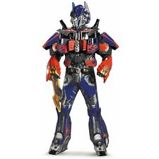Optimus Prime Costume Adult Transformers Halloween Fancy Dress
