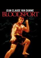 66002 Bloodsport Movie Jean-Claude Van Damme Wall Print POSTER Plakat