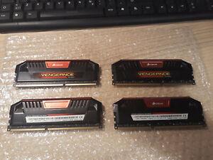 Corsair Vengeance DDR3 2133 Mhz C11 32Gb