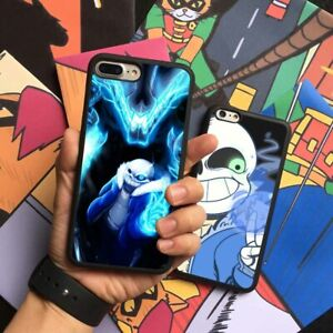 Undertale Sans and Papyrus Anime Silicone Case Cover For iPhone Samsung Huawei