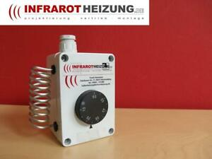 Hallenheizung Heizungsregler Thermostat Drehregler neu mit Garantie