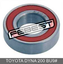 Ball Bearing 17X35X10 For Toyota Dyna 200 Bu9# (1988-1997)