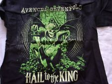 Avenged Sevenfold  Hail to the King Graphic T-Shirt Size Large