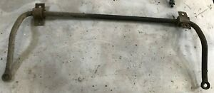 Volvo P122 front suspension anti roll bar good/used as photo