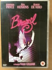 Jonathan Pryce Bob Hoskins BRAZIL ~ 1985 Terry Gilliam Cult Fantasy Film UK DVD