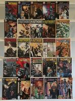 The Authority Prime Revolution 25 Comic Book Lot Comics Collection Set Run Box