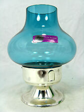 70´s pop art Design quist vaso de cristal viento luz/Glass viento light 15 cm