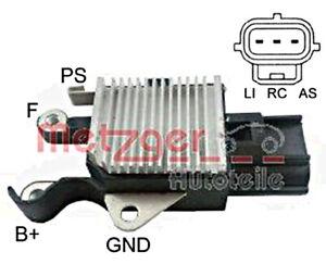 METZGER Voltage Regulator Alternator 12V For FORD VOLVO MAZDA II 3M5T10300YD