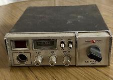 Vintage CB MASTER 2040 AM 40 Channel *Spares/Repairs* See Description