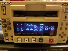 SONY DSR-1500 DVCAM / DV / MINIDV DIGITAL VIDEO CASSETTE RECORDER EDITING DECK