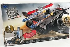 NEW. DC Justice League Flying Fox Mobile Command Center - Vehicle / Playset!