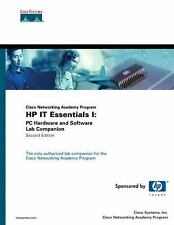 HP IT Essentials I: PC Hardware and Software Lab Companion (Cisco Networking