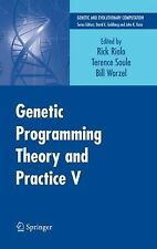 Genetic and Evolutionary Computation Ser.: Genetic Programming Theory and...
