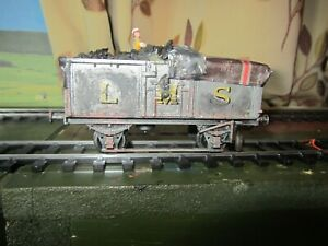 O GAUGE LIMA COAL WAGONS FOR SPARES OR REPAIR