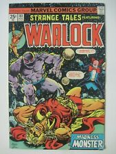 STRANGE TALES #181 WARLOCK MARVEL COMICS 1ST FULL APPEARANCE GAMORA