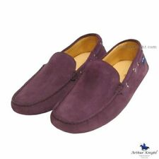 Knights Moccasins Suede Upper Material Casual Shoes for Men