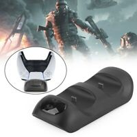 Gestire il controller Caricabatterie Dual Charging Joystick Stand per PS5