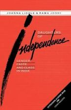 Daughters of Independence: Gender, Caste, and Class in India (Paperback or Softb