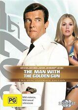 The Man With The Golden Gun (DVD, 2007) *2 Discs* R4
