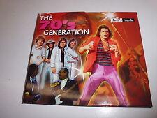 CD that's Music the 70's génération