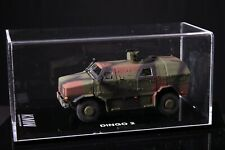 More details for kmz dingo 2 four wheeled armoured personnel vehicle display model.