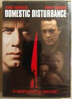 Domestic Disturbance (DVD, 2001) John Travolta, Nick Loren, Vince Vaughn