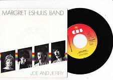 """7""""  Margriet Eshuijs Band – Joe And Jerry -----"""