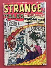 Key Marvel Strange Tales # 104 First Paste Pot Pete