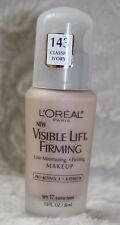 Loreal Visible Lift Firming Line Minimizing Firming 1 oz New 143 Classic Ivory