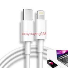 Carga rápida cable de carga USB C 3.1 tipo C a Lightning QC Sincronización De Datos Para Iphone