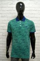 Polo HOLLISTER Uomo Taglia XL Maglia Maglioetta Camicia Shirt Man Cotone Vintage