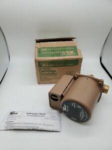 Taco 003-Bc4 Hvac Circulating Pump, 1/40 Hp, 115V, 1 Phase, Sweat Connection New