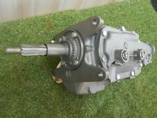 HOLDEN CHEVY SAGINAW 4 SPEED GEARBOX FULLY RECONDITIONED 3.11:1 FIRST HOTROD RAT